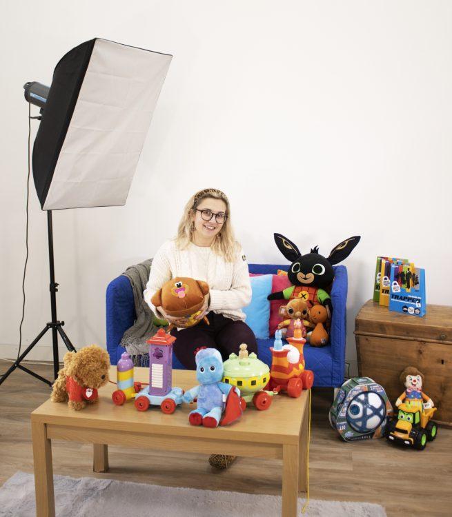 Emily Swinnerton Digital Assets Coordinator