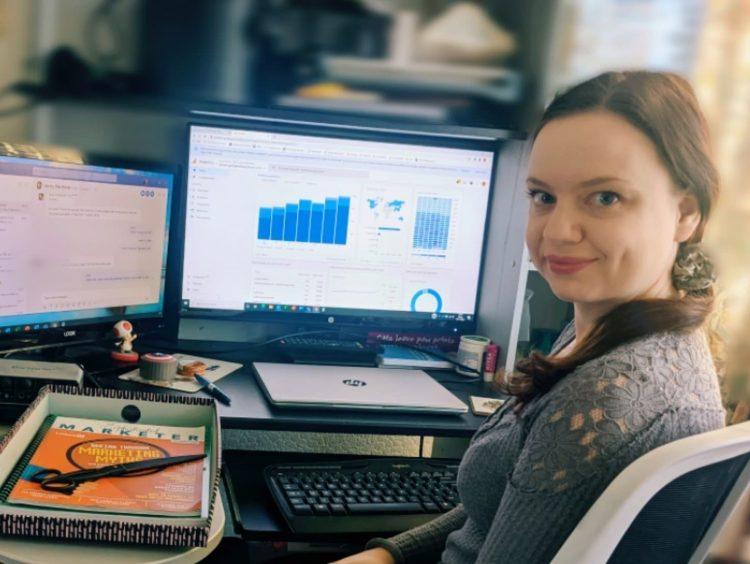 Rachel Longstone Digital Marketing Executive