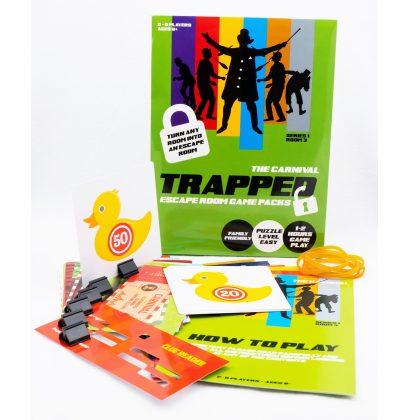 Trapped Escape Room Games