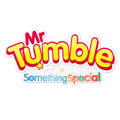Mr Tumble logo