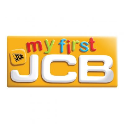 my first jcb logo