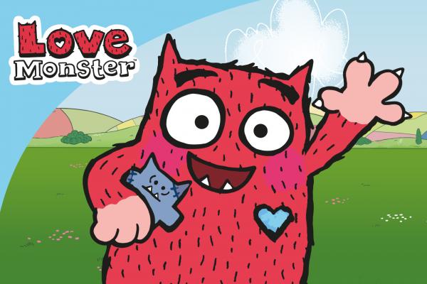 Love Monster Toys