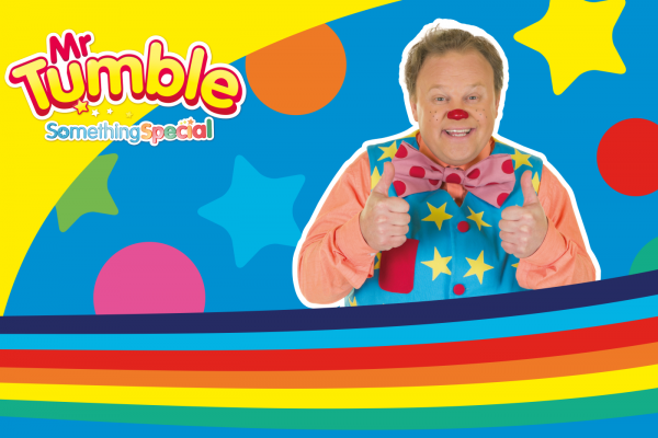 Mr Tumble Something Special Toys