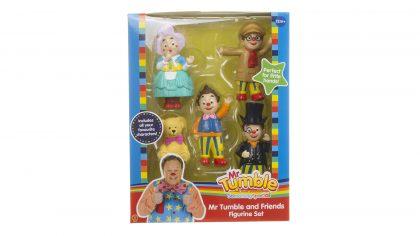 Mr Tumble and friends figurine set