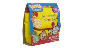 Mr Tumble's Sensory Seek & Find Spotty Bag with Fun Sounds