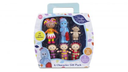 In The Night Garden 6pcs Figurine Set