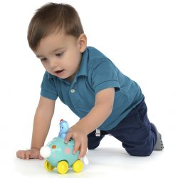 In The Night Garden Press and Go Vehicles