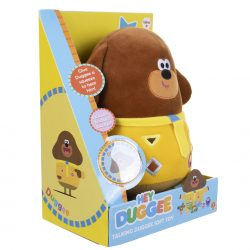 talking duggee soft toy