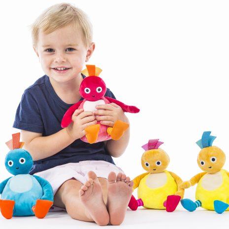 Chatty Twirlywoos Soft Toys
