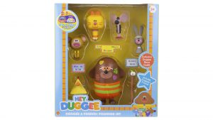 Duggee and Friends Figurine Set