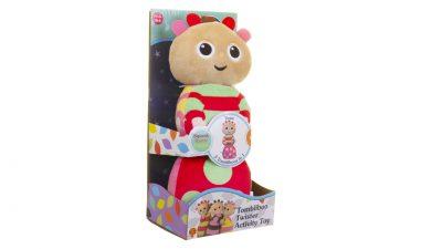 Tombliboo Twister Activity Toy