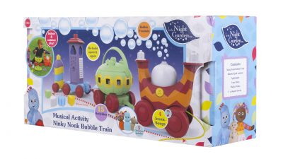 Ninky Nonk Bubble Train Toy