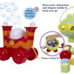 Ninky Nonk Bubble Train Toy