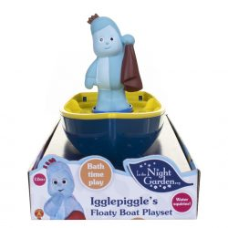 Igglepiggle's Floaty Boat Playset