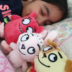 Love Monster Soft Toys Assorted