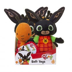 Bing assorted soft toys