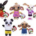 Bing Sula Pando Nicky and Coco Soft Toys