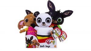 Bing Sula Pando Nicky and Coco Soft Toys