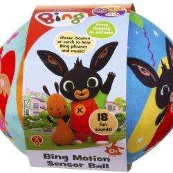Bing Motion Sensor Ball