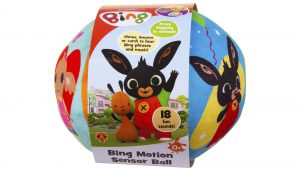 Bing Motion Sensor Ball