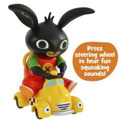 Bing's Squeaking Talkie Taxi