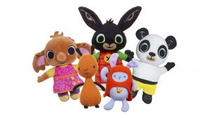 Bing Bumper Soft Toy Pack