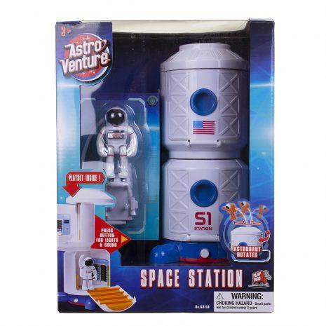 Astro Venture Space Station
