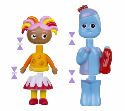 In the night garden Stacking Character Set