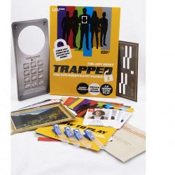 Trapped Escape Room Game Packs Art Heist