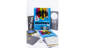 Trapped Escape Room Game Packs Bank Job