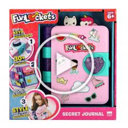Funlockets Secret Journal