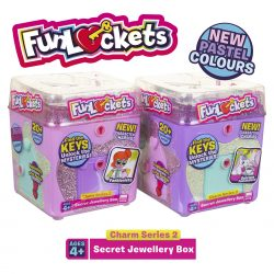 Funlockets Jewellery Box