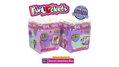 Funlockets Jewellery Box