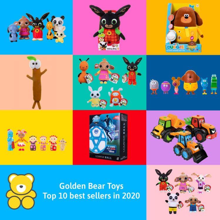 Top ten golden bear best sellers