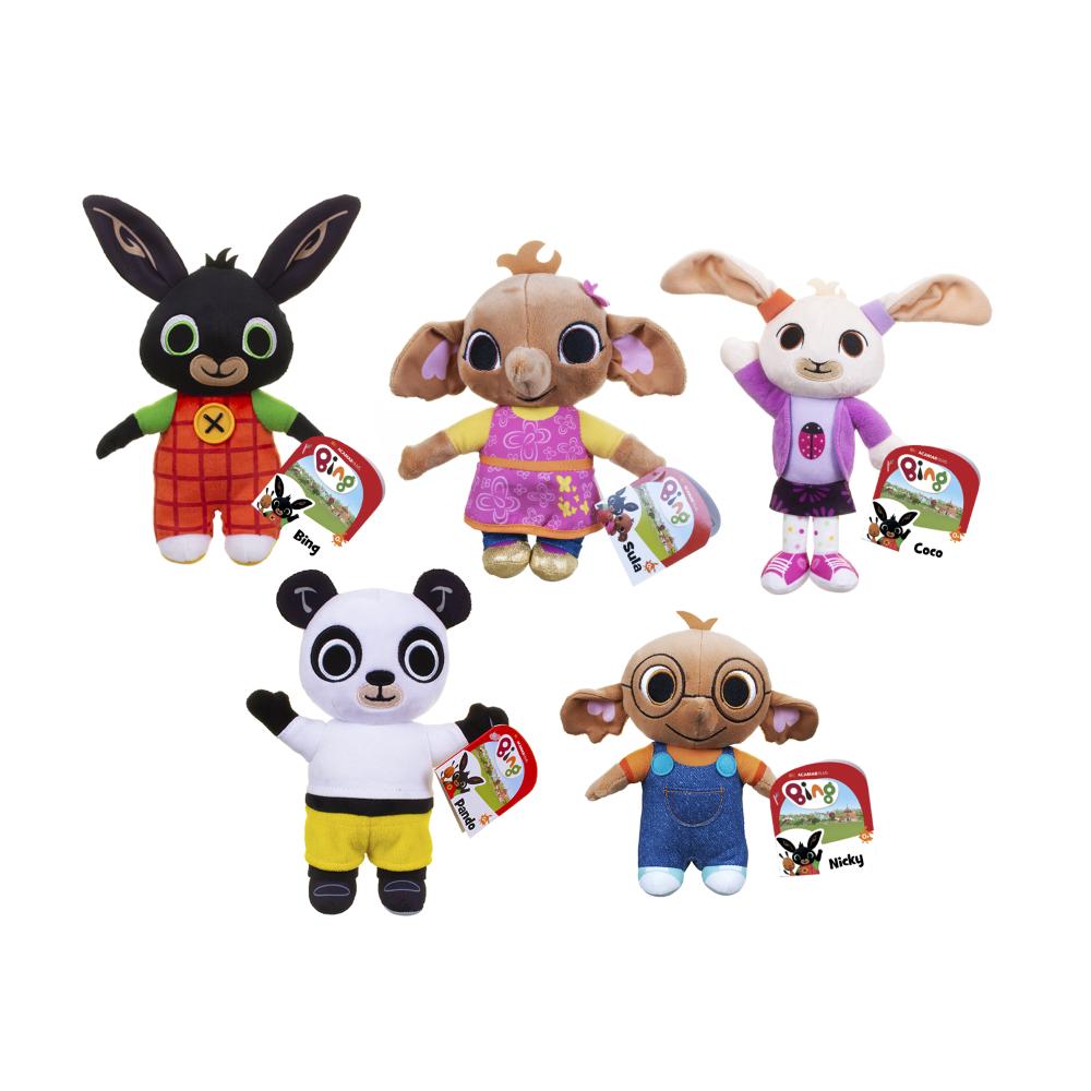 bing soft toys