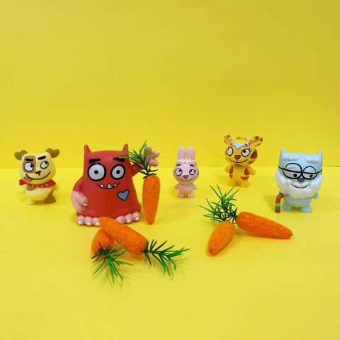 love monster carrot day