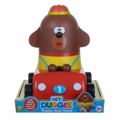 Hey Duggee Race Along with Fun Sounds