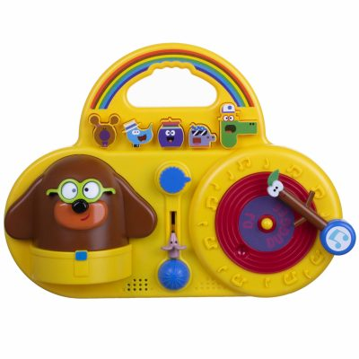 Hey Duggee Spin and Groove with DJ Duggee