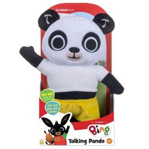 Talking Pando Soft Toy