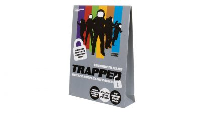 Trapped TR002 Escape Room Game Packs