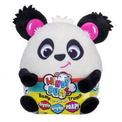 Windy bums panda