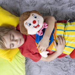 mr tumble weighted calming companion